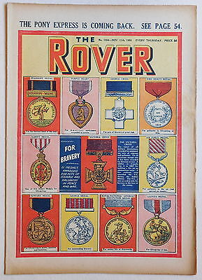 THE ROVER #1324 - 11th November 1950