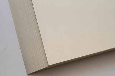A5, A4 OR A3 SMOOTH IVORY PEARLESCENT 120gsm OR 300gsm PAPER OR CARD. LASER ONLY