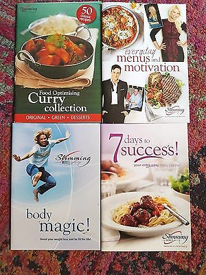 Slimming World Books Used Various Books