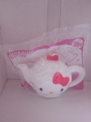 mcdonalds happy meal toy hello kitty tea pot