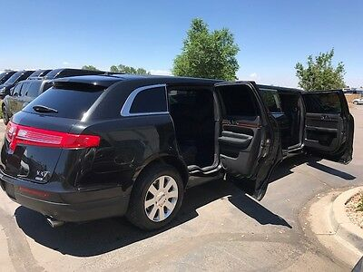 2013 Lincoln MKT  2013 Lincoln MKT Limo Limousine Stretch AWD Limos