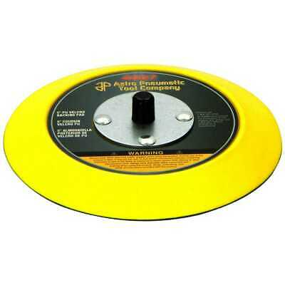 "5"" Hook and Loop Flexible Backing Pad Astro Pneumatic 4607 New"