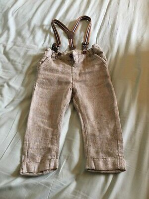 Baby Boy Next Trousers 12-18 Mths