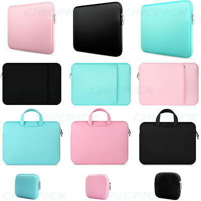 "Laptop Notebook  Hand Bag Sleeve Case For Dell ACER 11""-15 "" Macbook Mac Air Pro"