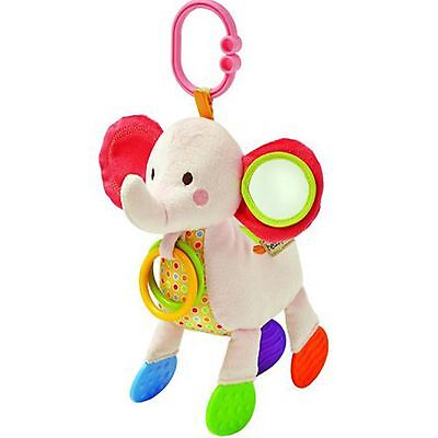 Kids Soft Gift Healthy Baby Developmental Elephant Toy Learning Toddler Animal