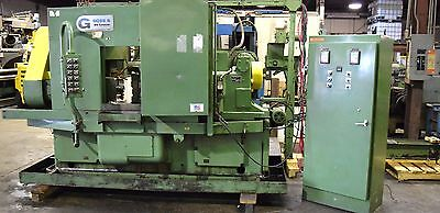 Goss & Deleeuw 1-2-3 Rotary Transfer Machine - 7 spindle