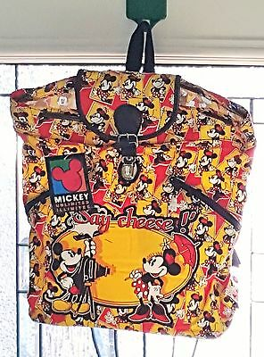 Disney Mickey Unlimited Backpack / Slouch bag - brand new