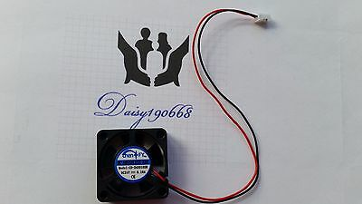 1x DC 3010s  2Pin 24V 30x30x10mm 5 blades  Mini Cooling Cooler Fan UK seller