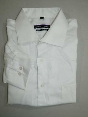Geoffrey Beene Men's Dress Shirt Classic Fit Non Iron NWT Size 16.5 36/37 DS1801