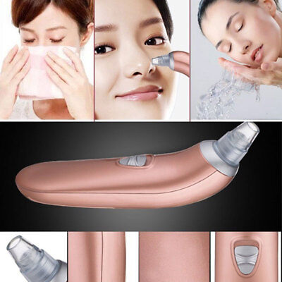 Electronic Blackhead Removing Machine Acne Pore Cleaning Blemish Treaments*