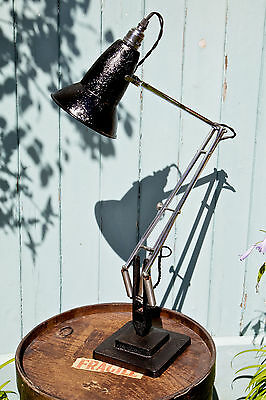 Stunning Early Rare Vintage Anglepoise Desk Lamp