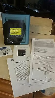 New Ge 469-P5-Lo-A20-T Multilin 469 Motor Mngt. Relay Certificate Of Calibration