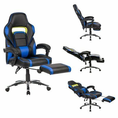 LANGRIA High Back Ergonomic Gaming Chair Racing Computer Office Chair With and
