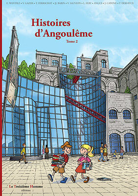 HISTOIRES D'ANGOULÊME tome 2 - EO 2014
