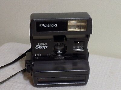 Polaroid One Step Camera Tested Working