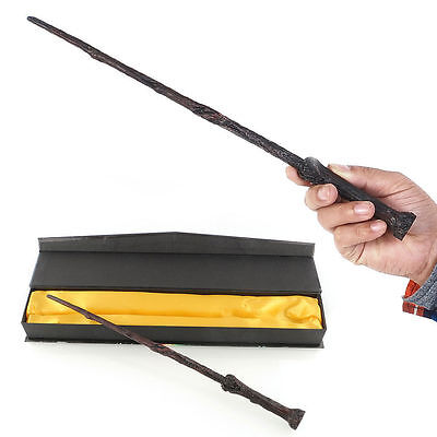 Harry Potter Holly Magical Wand Cosplay Replica In Box Fans Collections USA%