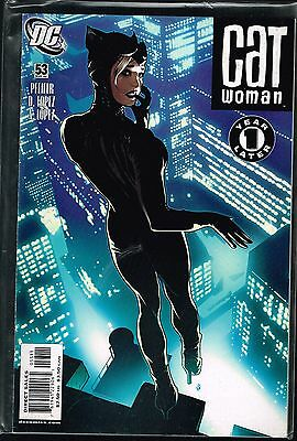 Catwoman # 53 VF Condition Hughes Cover First Print