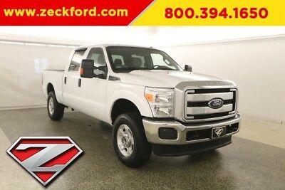 2016 Ford F-250 XLT 6.2L V8 16V Automatic 4WD