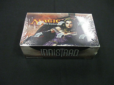 Magic MTG Innistrad Booster Box Factory Sealed English