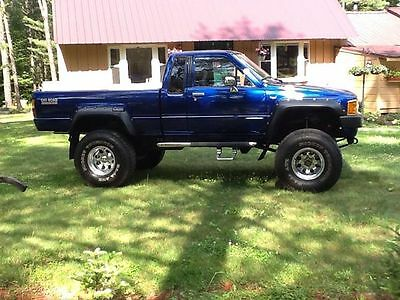 1984 Toyota Other  1984 Toyota Show truck SBC powered very clean!!! Chevy V8 fuel injected Beastttt