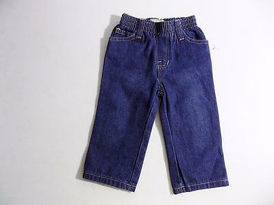 Kids Headquarters Boys Blue Denim Jeans Trousers Pants NWT Size 6/9M