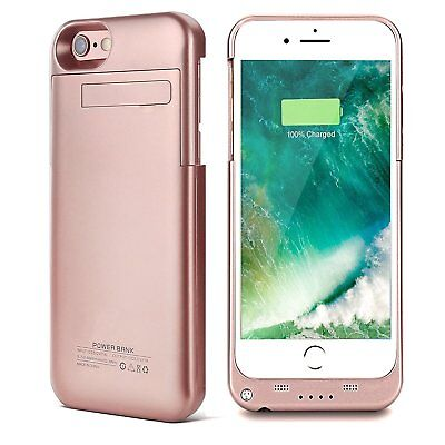 External Charger Power Battery Case Rechargeable Portable Cover for iPhone 7 6S
