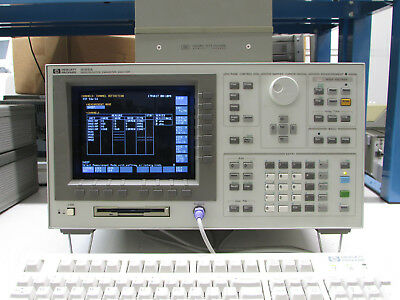 HP Agilent 4155A Semiconductor Parameter Analyzer