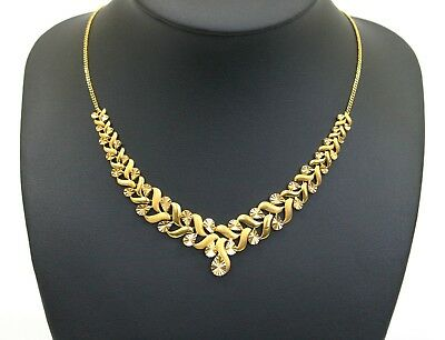 Ladies 22K Solid Yellow Gold Necklace 20.1 Grams