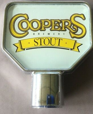 Coopers Stout Tap Top Beer Identification
