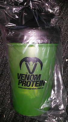Venom Protein MIX & GO DRINK BOTTLE Smoothie Juicer bottle and MIXER BALL