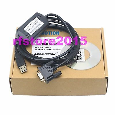 USB-CIF31 PLC Cable for OMRON PLC CS1W USB to RS232 adapter