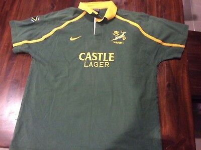 Vintage South Africa Rugby Union jersey