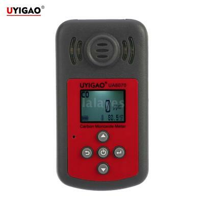 LCD Portable Carbon Monoxide Meter CO Gas Tester Monitor Detector 0-2000ppm M5V0