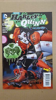 Harley Quinn #10 - 1:25 Conner Variant Dc Comics New 52 / Nm