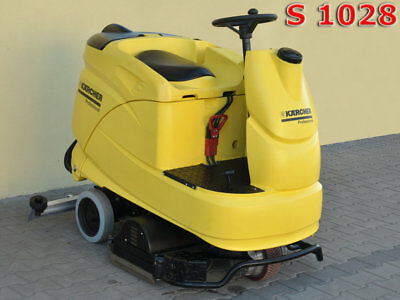 Scrubber Dryer KARCHER BR 90/140 R NEW BATTERIES /  WARRANTY / 4300£ 0% TAX