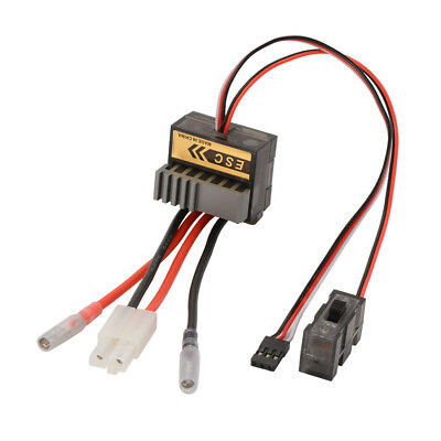 Motor Brushed Electric Speed Controller 320A ESC for RC Car Auto Buggy RC630