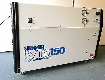Bambi VTS 150 Air Compressor Silent Range Oil Free