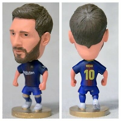 Lionel Messi Mini Action Figure Soccer Football FC Barcelona Like Soccerstarz UK