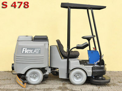 Scrubber Dryer WINDSOR FLEX AT / NEW BATTERIES /  WARRANTY / 4300£ 0% TAX