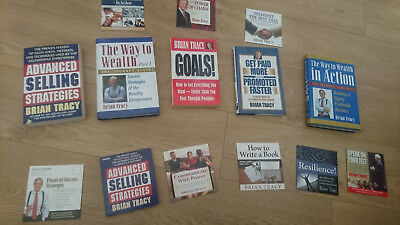 Brian Tracy Mega sale - New and used items, CDs, DVDs, Books