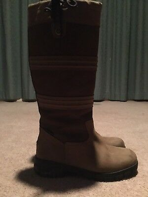 Dublin Riding Boots Size 8