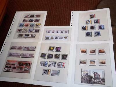Isle Of Man-2004-Complete Years Commems Sets+2 Sheets-Unm-Mnh