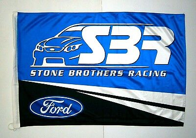 Ford SBR brand new 60cm x 90cm event flag for home bar brew or collector