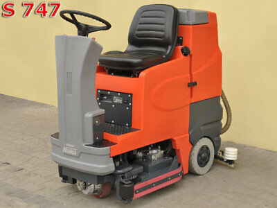 Scrubber Dryer HAKO HAKOMATIC B 100 R / 2009 yr /  WARRANTY / 3600£ 0% TAX