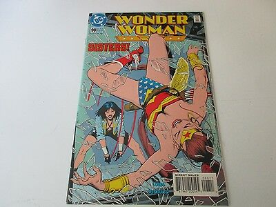 wonder woman vol 2 number 98 brian bolland cover