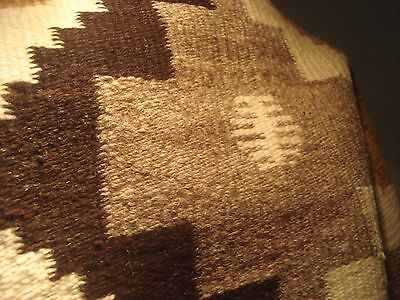 Vintage Crystal Vegetal Dyes Rug, Spider Woman Crosses, Excellent