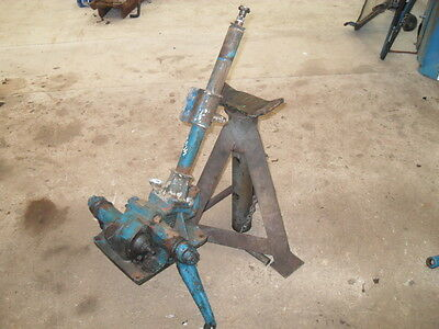 Ford 4100 / 3600 / 3000 steering box in good condition