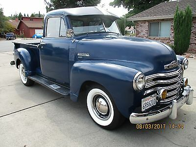 1950 Chevrolet Other Pickups Custom Cab 1950 Chevy Pickup
