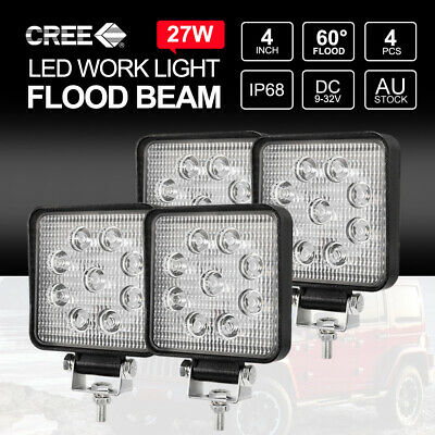 "20 inch 3120W CREE LED Light Bar Spot Flood Combo Offroad Work Driving 22"" 23"""
