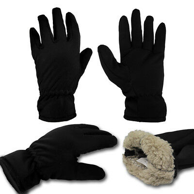 NEW Unisex Insulated Gloves Winter Gloves Thermal Insulation Men Women Warm